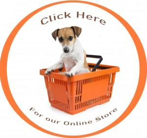 Dog for Online store